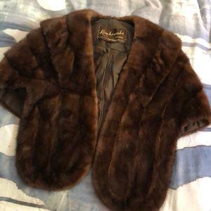 Renbrooke Furs - mink stole